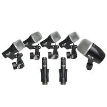 Kit De Micrófonos Para Bateria De 7 Piezas Stage7 Cad