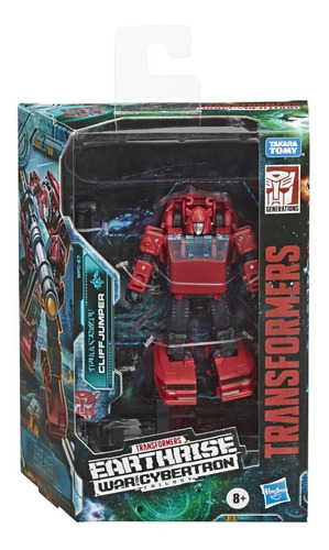 Transformers Generations Cybertron Deluxe Cliffjumper