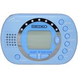 Metrónomo Digital Multi Funcional Azul Seiko Dm-110