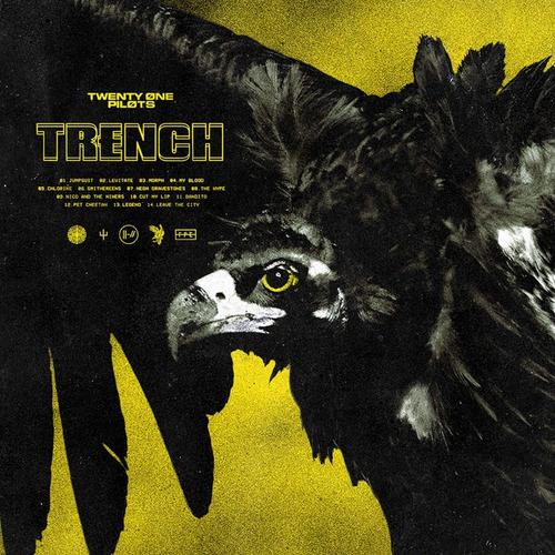 Trench - Twenty One Pilots - Cd - Nuevo (14 Canciones)