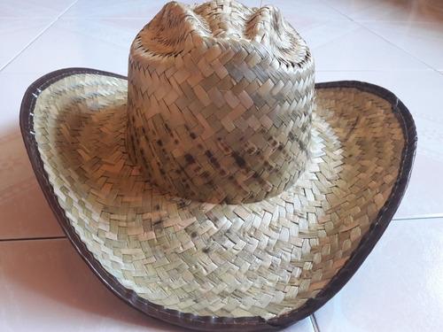 100 Sombreros Vaqueros Palma  1280 (no Compras A Crédito) 0e55c556b78