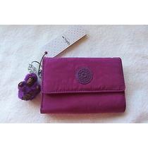 Cartera Kipling De Dama Modelo Pixi Purple