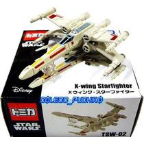 Tomica Star Wars X-wing Nave X Wing Metalica Starwars
