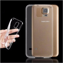 Funda Crystal Case Flexible Tpu Galaxy S3 S4 S5 + Regalo