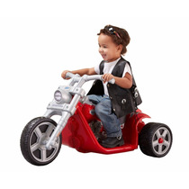 Moto Electrica Harley Modelo Rocker Oficial Power Wheels !!!
