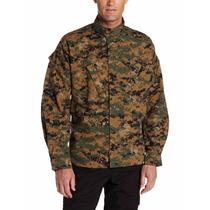 Camisa Táctica Propper Digital Camo Battle Rip Acu Coat