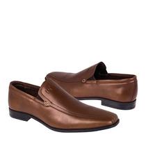 Stylo Zapatos Caballero Vestir 1410 Piel Brandy