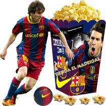 Kit Imprimible Messi Decoraciones Cajitas Fiesta Invitacion