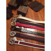 Cinturon Cinto Gucci Original 100% Varios Estilos