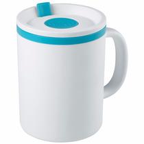 Taza Cafe Termica Caliente Copco Segura Coffe Te Jugo Agua