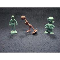 Lote Antiguas Figuras Coleccionables Marinela