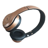 Audifono Diadema Bluetooth Aux Sd Manos Libres