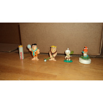 Hanna Barbera Los Picapiedra Personajes *precio Por Lote*