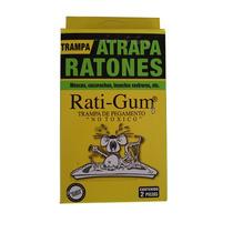 Trampa Adhesiva Para Ratones (charolas 5 Pares)
