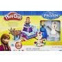 Play Doh Frozen Aventura En Trineo Disney Hasbro