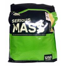 Proteina Serious Mass On 12 Lb (16 Srvs) Sabor Vainilla