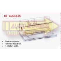 Block De Distribucion 1 Entrada/4salidas Hfgdb1449