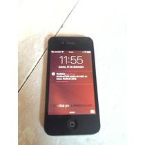 Iphone 4s 32gb Para Reparar O Refacciones.