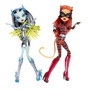 Monster High Power Ghouls 2014 Toralei Y Frankie