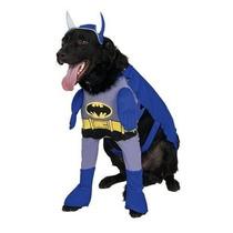 Disfraz Para Perro Batman El Valiente Y El Vestuario Negrit