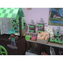 Accesorios Para Mesa De Dulces, Fiestas Infantiles