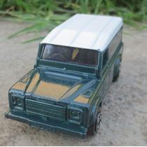 Vintage Rara Camioneta Land Rover Crogi 1/64 De Coleccion!