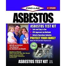 Asbesto As108 Pro-lab Hágalo Usted Mismo Kit De Prueba