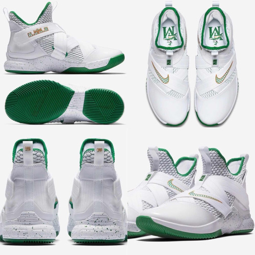 166195c525d56 Tenis Nike Lebron James Soldier Xii  6 6.5 7 8 8.5 Mx   Caja