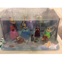 Paquete De 12 Figuras De Cenicienta Disney Store