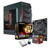 Pc Gamer Ryzen 3 2200g Ram 4gb Disco Duro 500gb 500w Lol Pc3