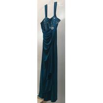 Vestido De Noche Nina Ferre Premium En Venta En Los Olvera
