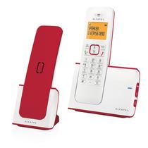 Alcatel G280 Voice Duo Rojo Teléfono Inalámbrico