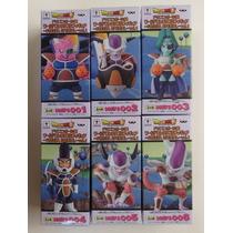 Banpresto Dragon Ball Z Set Wcf Freezer Special Form