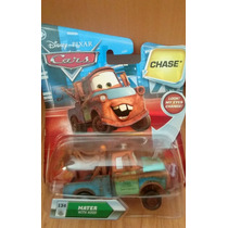 Cars Disney Pixar Mate Con Cofre Chase
