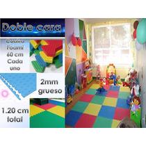 7b082c98b14 Tapete Piso Foami Fomy Fomi Niños Doble Cara Ejercicio en venta en ...