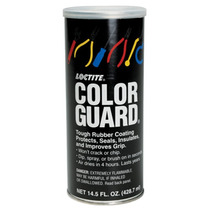 Loctite 81814 Color Guard Recubrimiento Hule Azul 14.5 Oz