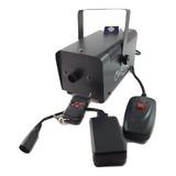 Maquina De Humo Camara 500w Alta Calidad Dj Steelpro F1-500