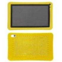 Acteck Funda De Silicon Para Tablet 7 Amarillo (fp100)
