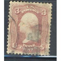 Estados Unidos Estampilla George Washington 1861
