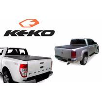 Keko Capota Lona Cortina Rolltrack Hilux,np300,ranger,