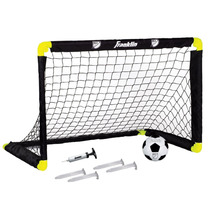 Franklin Sports Insta Set Soccer Porteria De Futbol Meta Red