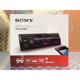 Auto Estéreo Sony Dsx-a410bt Bluetooth Nfc Usb Auxiliar Fm/am Android iPhone/iPod 55wx4