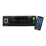 Daewoo Autoestereo Bluetooth Usb Micro Radio Fm Dw6207c