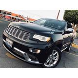 Jeep Grand Cherokee Summitt 2015 Autos Usados Puebla