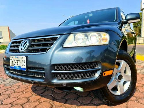 Volkswagen Touareg V6 Premium At 2005