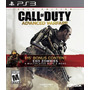 Videojuego Call Of Duty Advanced Warfare Gold Ps3 Activision