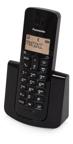 Teléfono Inalámbrico Panasonic Kx-tgb112 Negro