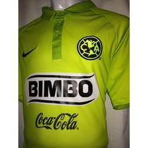 Jersey Del América 2014 Original Verde
