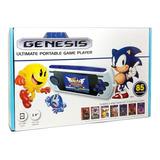 Sega Genesis Ultimate Consola Portable 85 Juegos Karzov