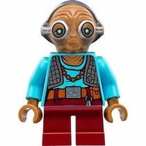 Maz Kanata Lego Original Star Wars The Force Awakens